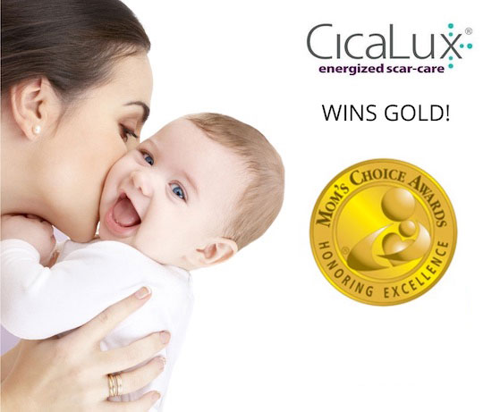 Cicalux wins Mom's choice awards